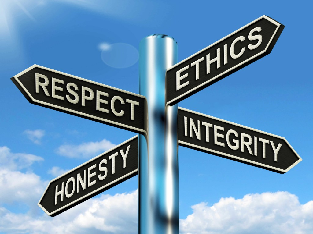 Ethics Meets Integrity