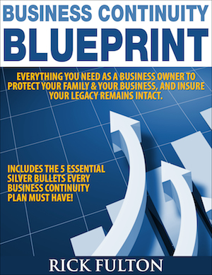 Cover of Business Continuity Blueprint